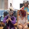 addresses stereotyping and teaches traditional dances in their Oct. 18 performance from 7-8 p.m. Set in the Onondaga Hall Bullpen, the council will teach two traditional dances: the Green Corn Dance and the Buffalo Dance. Additionally, the Redhawk artists will educate participants not only on the background of Native American traditions, but also on stereotyping. A nonprofit organization established and sustained by Native American artists and educators who reside in the New York City area, the Council is dedicated to educating the general public about Native American heritage through cultural expression. This includes song, dance, theatre, works of art and more.
