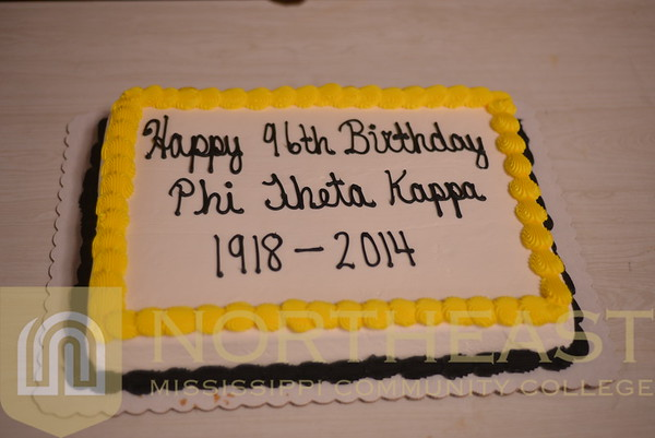 2014-11-19 PTK Founders Day Cake