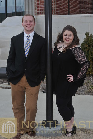 2014-02-20 SGA Class Favorites Whos Who Mr and Miss NEMCC