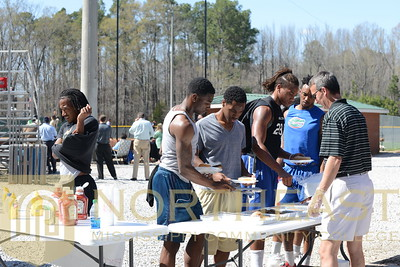 2014-04-01 SGA Baseball Game Cookout