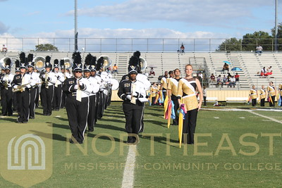 2014-09-27 SGA Halftime Homecoming Ceremony -- MB