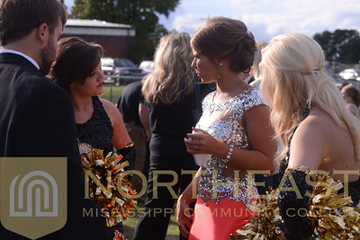 2014-09-27 SGA Homecoming Post Ceremony Snaps