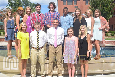 2015-09-23 SGA Student Government Association Group Photo