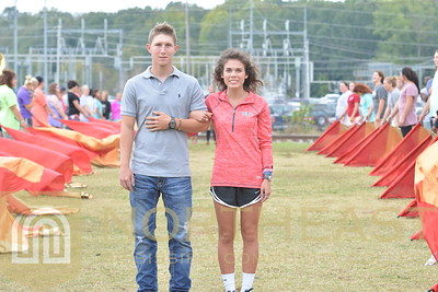 2015-09-30 SGA Homecoming Practice with the band
