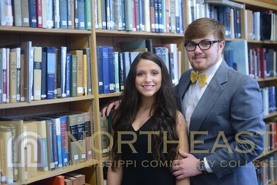 2015-03-19 SGA Mr and Miss NEMCC Hunter Thompson and Tatum Emmons