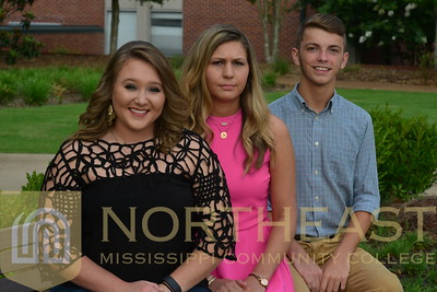 2016-06-21 SGA Student Government Association Officer Group Photo