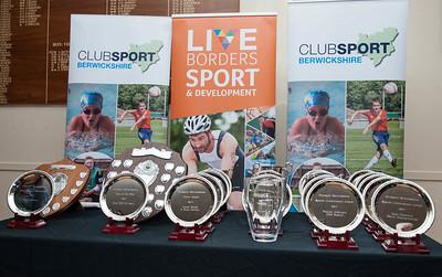 Clubsport Berwickshire Awards 2017