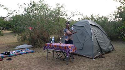 Fun in the camp