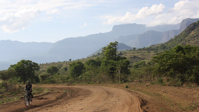 En route Mt.Qadam from Pian Upe