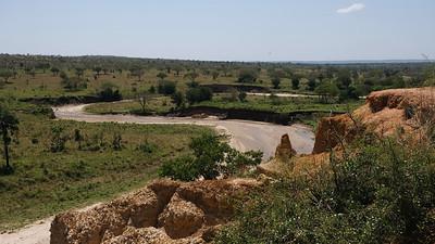 Nyamsika view point downstream