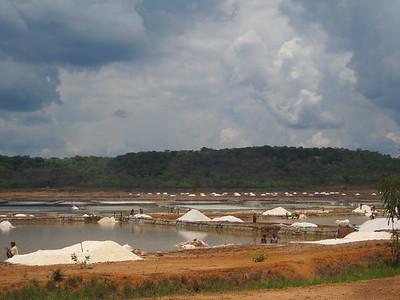 Uvinza Salt Mine
