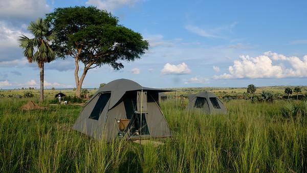 Camping Spot at Te Okot