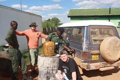 Back in Mumbwa