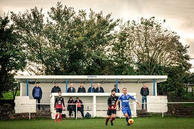 Clutton v. Broad Plain House, Somerset Senior Cup 2nd round, 07/10/2017