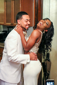 Clyde & Amber Prom