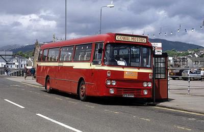 Cowal Motors CFS820S Dunoon Pier May 93