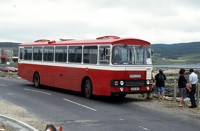 Arran Transport A934EYS Blackwaterfoot 1 Jun 92
