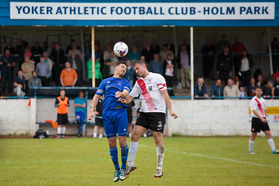 Clydebank v. Yoker Athletic, Sectional League Cup, 06/08/2016