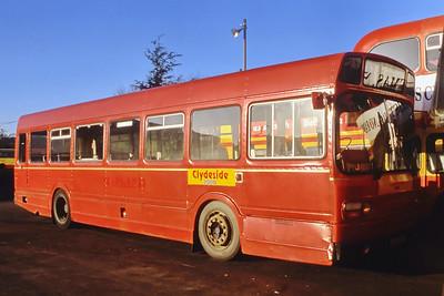 Clydeside 2000 1087 Johnstone Depot Jan 95