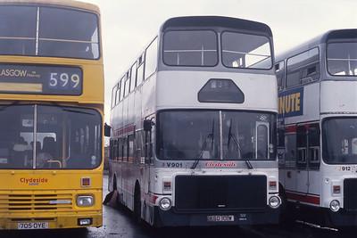 Clydeside 2000 901 Johnstone Depot Apr 93