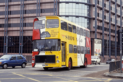 Clydeside 2000 898 Charing Cross Glasgow Apr 92