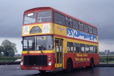 Clydeside 2000 902 Inchinnan Depot May 93