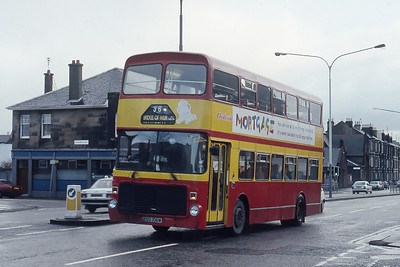 Clydeside 2000 906 Glasgow Road Paisley Dec 92