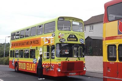 Clydeside 2000 895 Spateston Road Johnstone Jul 92