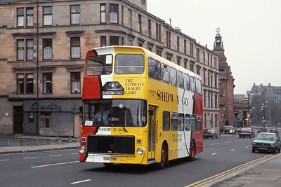 Clydeside 2000 898 Dumbarton Road Glasgow Apr 92