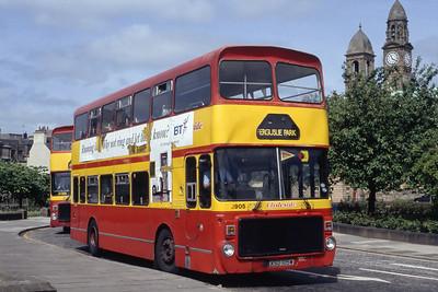 Clydeside 2000 905 Abbey Close Paisley Jun 93