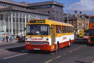 Clydeside Part 4; Arriva Scotland West on slide
