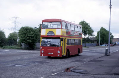 Clydeside 020 Ferry Road Renfrew May 87