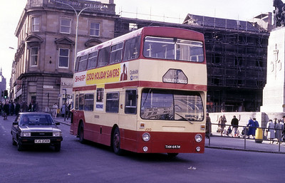 Clydeside 020 Paisley Cross 1 Mar 86