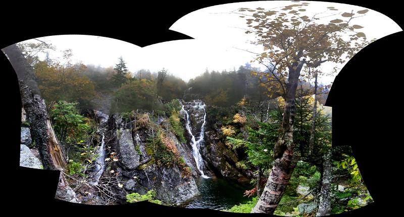 Ammonoosuc Ravine waterfall overlook (and swimming hole!!!)