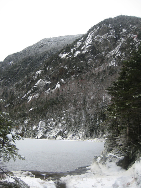 12/09/2011 Carter Dome (via Carter Notch)