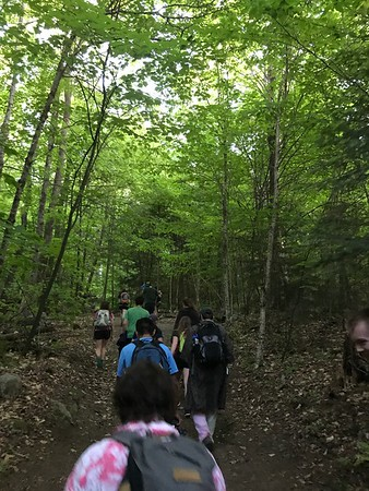 Wright's Mountain Sunsike (Party Hike the Sequel!)