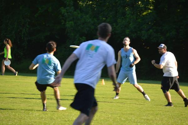 Co-ed League Week 5