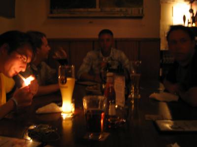 2005.08.14 Kazmierski visit - Seattle, WA