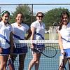 Hauppauge HS Tennis Team v  John Glenn (495)