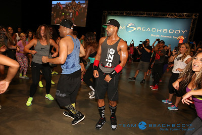 7-15-2015 Shaun T Workout