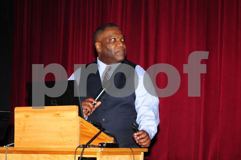 """""""Coach Tony"""" at Medomak Valley HS"""