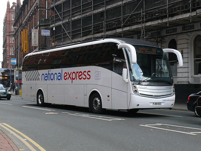 National Express disposals