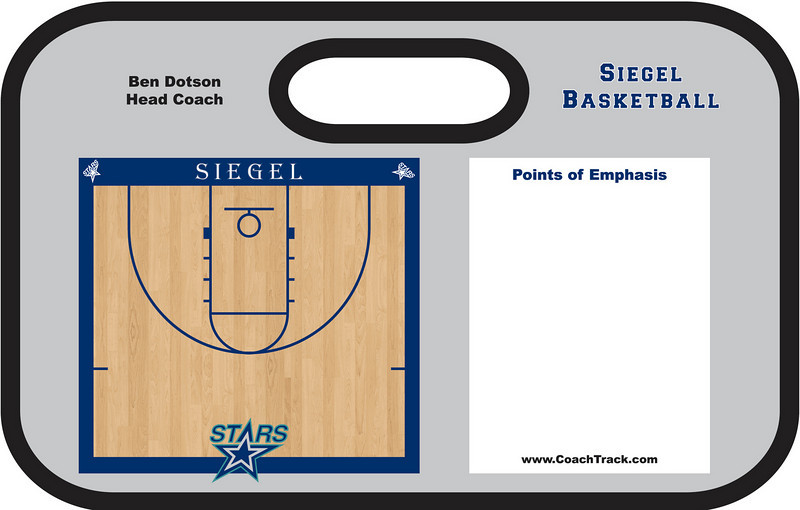 TekBoard 3000  Basketball Siegel HS Side 2