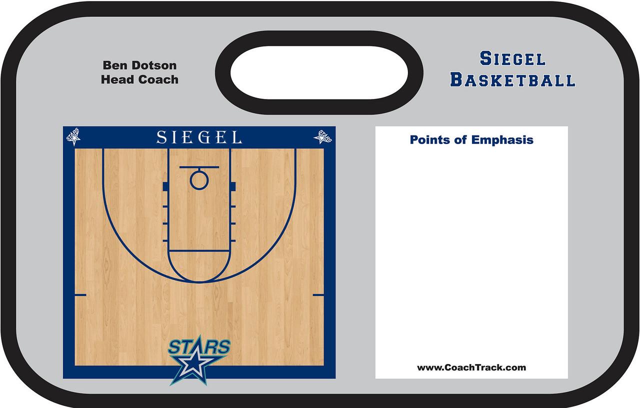 TekBoard 3000  Basketball Siegel HS Side 2