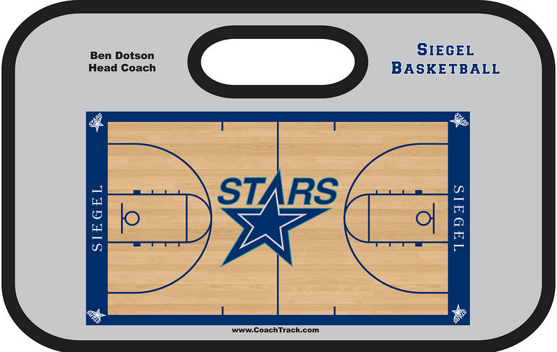 TekBoard 3000  Basketball Siegel HS Side 1