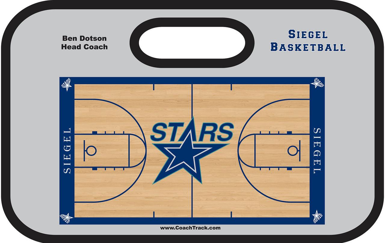 TekBoard 3000  Basketball Siegel HS Side 1