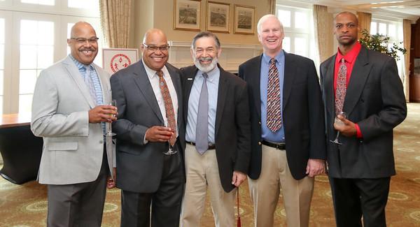 2016 Garland Allen Coaches Award Photos
