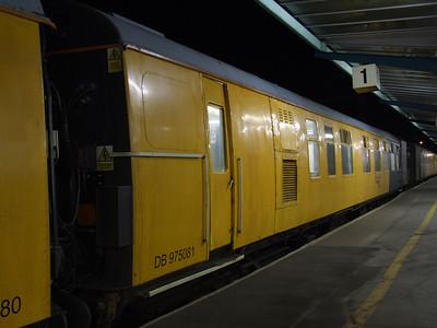 DB975081 at Carlisle - 1st October 2007