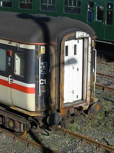 Mk2E TSO 5897 at Meldon Quarry