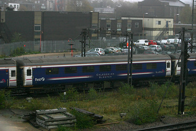 Mk2F RLO - 6700-6708 (AN1F) - Scotrail sleeper lounges